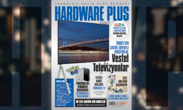 Hardware Plus Eylül 2016 Sayısı Bayilerde