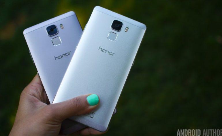 Huawei Honor 6X'in Çıkış Tarihi ve Özellikleri Sızdırıldı