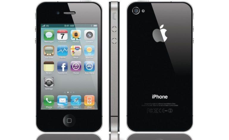 Apple'ın iPhone 4 Desteği Sona Eriyor!