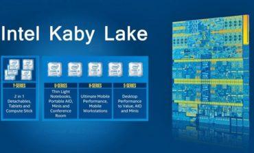Intel Core i7 7700K Ortaya Çıktı - Teknik Özellikleri
