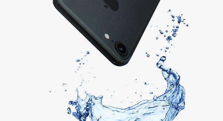 iPhone 7 Su Geçirmez Özelliğiyle Geliyor!