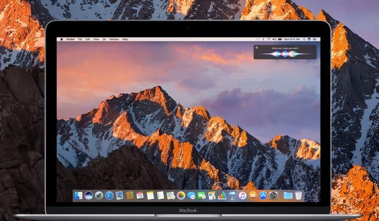 macOS Sierra İşletim Sistemi Yayınlandı!