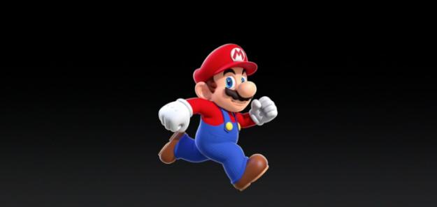 AppStore'a Super Mario Oyunu Geliyor