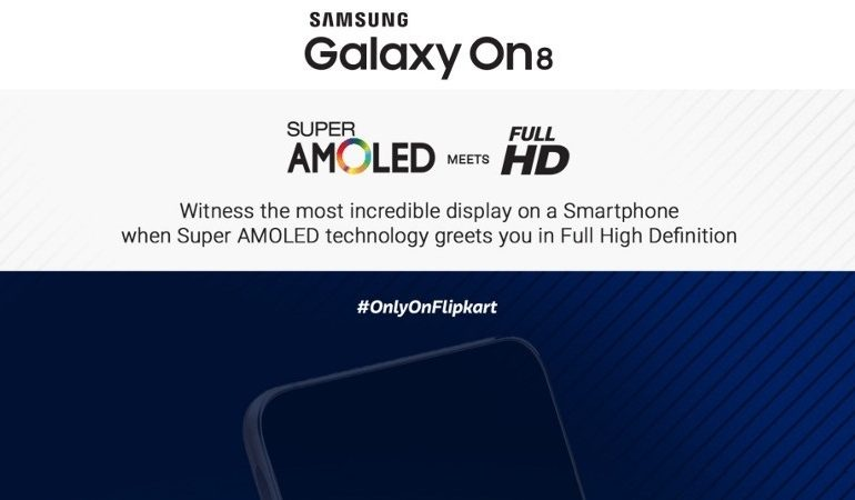 Samsung Galaxy On8 Ortaya Çıktı!