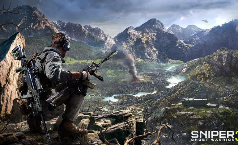 Sniper Ghost Warrior 3'ün Tanıtım Videosu Yayınlandı