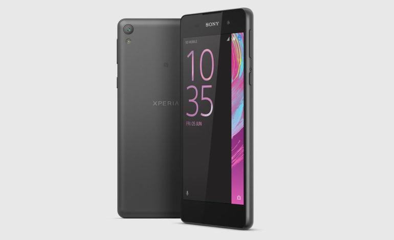 Sony Xperia E5 İncelemesi