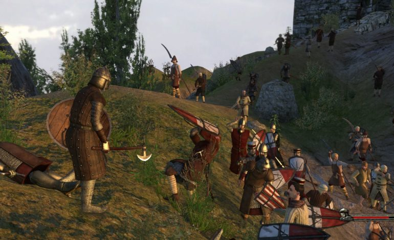 Mount&Blade: Warband PlayStation 4 ve Xbox One ve Platformlarında!