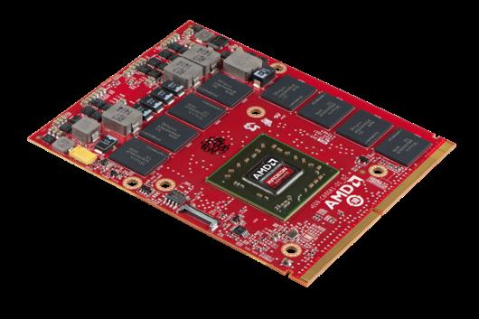 AMD, Polaris Grafik Yongaları Radeon E9260 ve E9550'yi Duyurdu