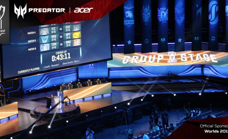 Acer, League of Legends Dünya Şampiyonası'nın Sponsoru Oldu!
