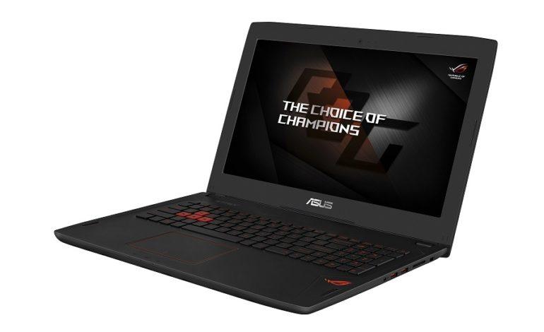 ASUS ROG Strix Oyuncu Dizüstü Bilgisayarı Türkiye'de!