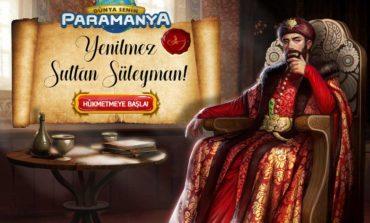 Paramanya'ya Kanuni Sultan Süleyman Geliyor!