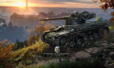 World of Tanks'in Yeni Güncellemesinde İlk İsveç Tankı Göz Kırptı