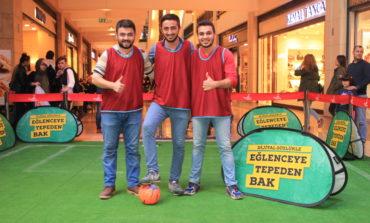 Forum Trabzon, Dijital Futbol Turnuvası'na Ev Sahipliği Yaptı