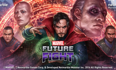 MARVEL Future Fight'a Doktor Strange Geliyor!