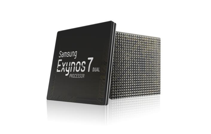 Samsung Exynos 7 Dual 7270 Yonga Seti Tanıtıldı