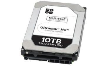 Western Digital 10 Milyon Helyum Dolgulu HDD Sevkediyor