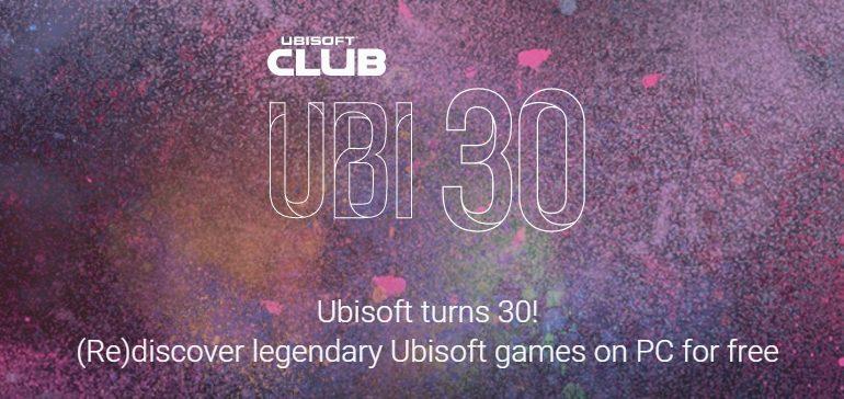 Ubisoft Ekim Ayında Vereceği Ücretsiz Oyununu Açıkladı