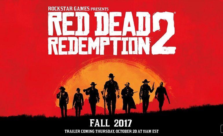 Red Dead Redemption 2 Duyuruldu!