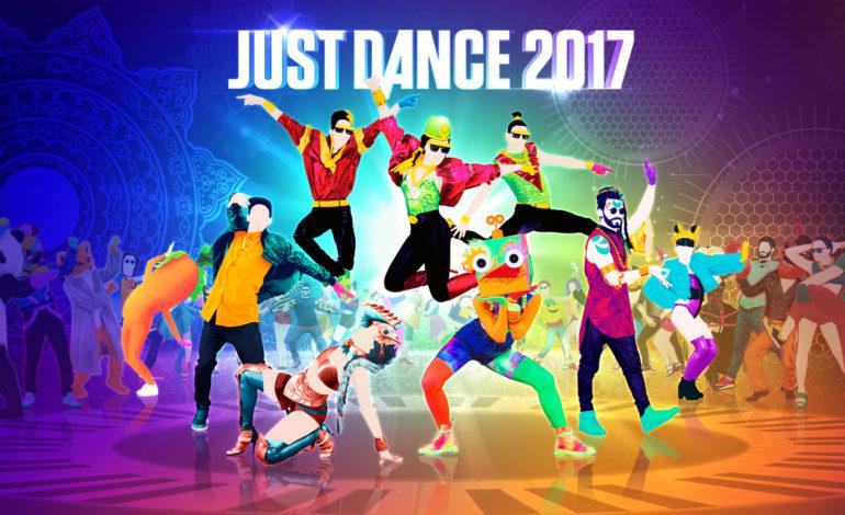 Just Dance 2017'nin Şarkı Listesi