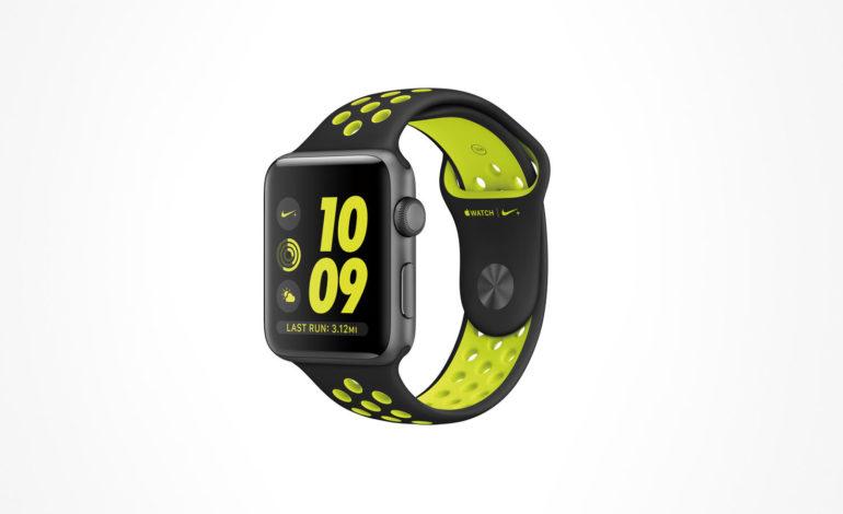 Apple Watch 2 Nike+ Satışa Sunuluyor!