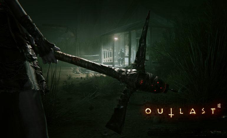 Outlast 2, PlayStation 4 Pro'ya Geliyor!