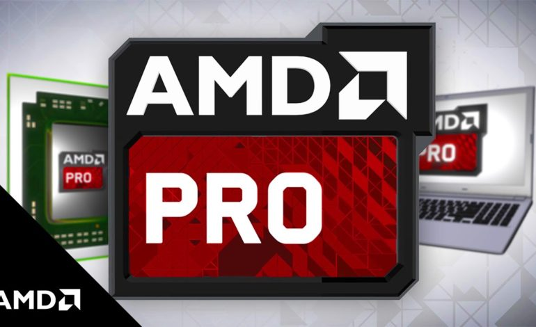 AMD PRO İşlemcili İlk Masaüstü Bilgisayarlar Duyuruldu