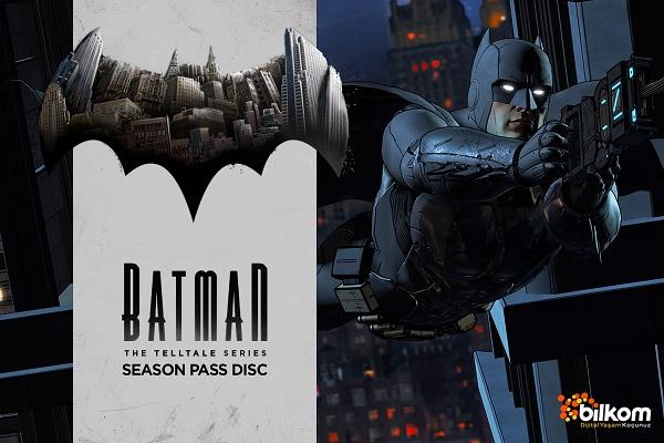 Batman – The Telltale Serisi Geliyor!