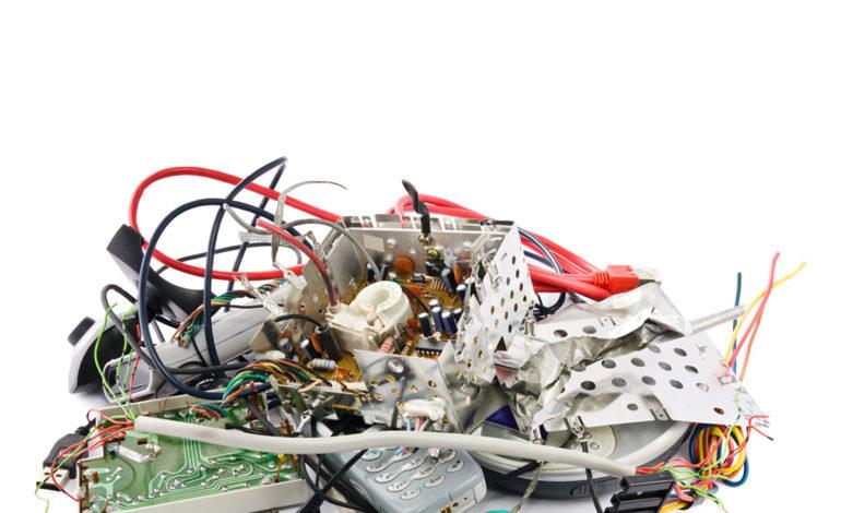 Elektronik Atıkların Geri Dönüşümü İçin Düğmeye Basıldı