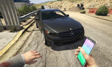 GTA V'e Galaxy Note 7 Modu Çıktı!