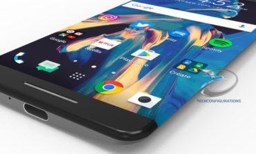 Kavisli Ekrana Sahip HTC 11 Geliyor!