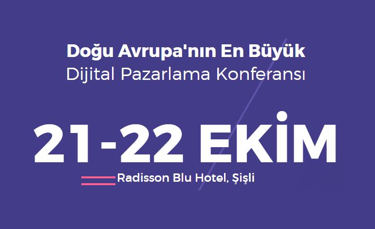 Doğu Avrupa'nın En Büyük Dijital Pazarlama Konferansı: Digitalzone'16
