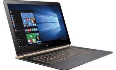 HP Spectre 13 Dizüstü Bilgisayarı Satışa Sunuldu
