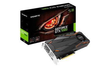 Gigabyte, GeForce GTX 1080 Turbo OC Ekran Kartını Duyurdu