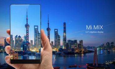 Çerçevesiz Ekrana Sahip Xiaomi Mi MIX Tanıtıldı