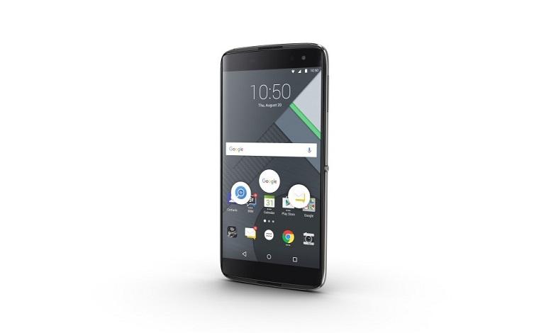 BlackBerry DTEK60 Tanıtıldı