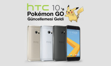 HTC 10'a Pokémon GO Güncellemesi Geldi