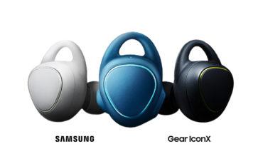 Samsung, Gear IconX'le Bir İlke İmza Attı