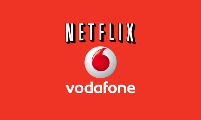 Netflix, Türkiye'de İlk Kez Vodafone Red Tarifelerinde