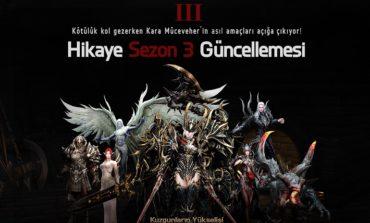 EvilBane: Kuzgunların Yükselişi'ne Hikaye Sezon 3 Geldi