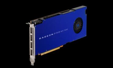 AMD Radeon Pro WX Serisi Grafik Kartları Satışa Sunuldu