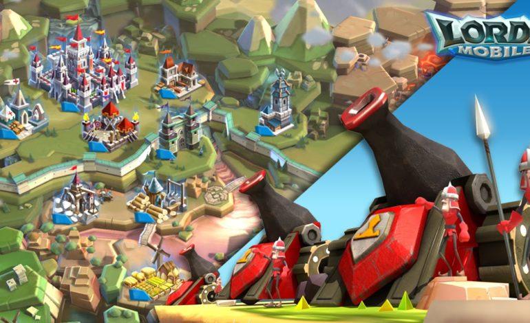 Lords Mobile Son Güncellemesi ve Oyun İçi Etkinlikleri ile Göz Doldurdu