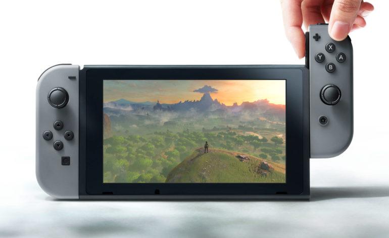 Nintendo Switch Oyun Anlayışını Değiştirebilir