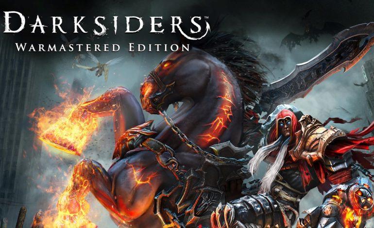 Darksiders 1'i Olanlara Warmastered Sürümü Bedava!