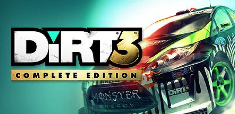 DiRT 3: Complete Edition Ücretsiz Oldu!