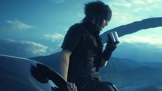Final Fantasy XV Telefonlara Geliyor