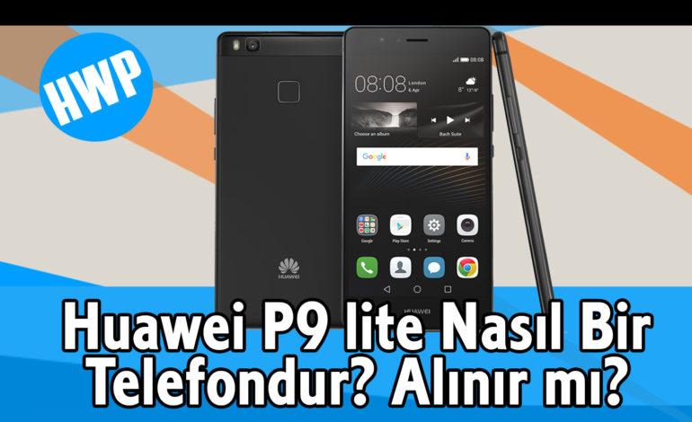 Huawei P9 lite Nasıl Bir Telefondur? Satın Alınır mı?
