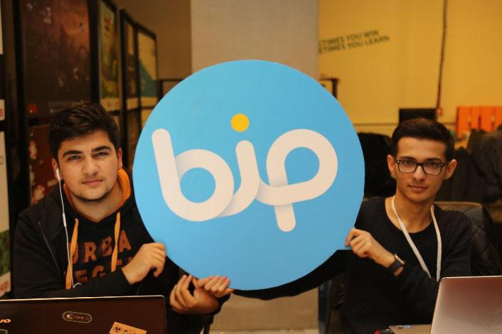 Yeni Nesil Fikirler BiP Hackathon'da Yarıştı!