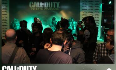 Call of Duty: Infinite Warfare'ın Türkiye Lansmanı Yapıldı