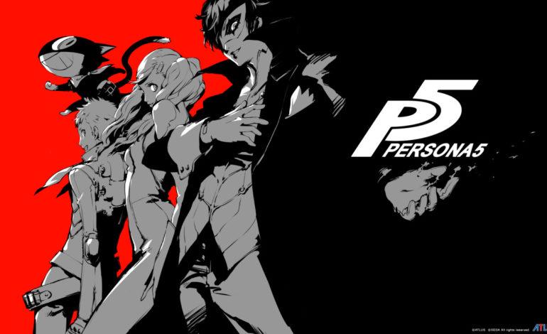 Persona 5 Ertelendi