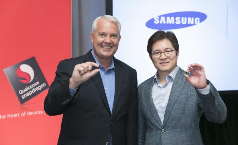 Qualcomm, Snapdragon 835'i Samsung ile Birlikte Üretecek